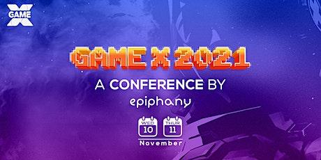Game X 2021 Tickets