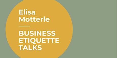 ELISA MOTTERLE - Networking Secrets biglietti