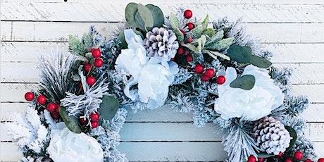 2nd Annual Holiday Wreath Masterclass at JW Marriott Orlando Bonnet Creek tickets