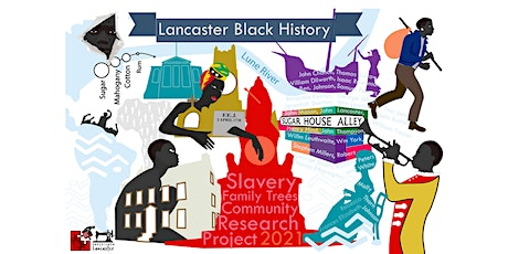 Reparative History in Practice: The Slavery Family Trees Banner tickets