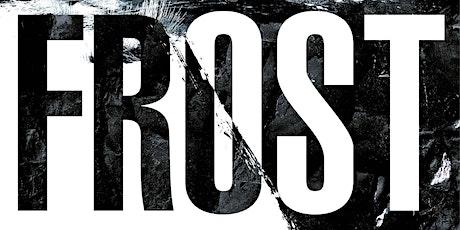 """Lesung von Ragnar Jónassons """"Frost"""" Tickets"""