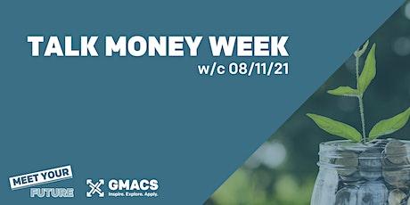 Meet Your Future: Talk Money Week - Careers in Finance (SEND students) tickets