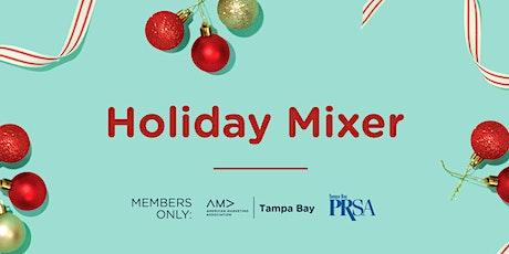 Holiday Mixer tickets