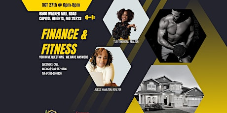 FINANCE & FITNESS: REAL ESTATE 101 tickets