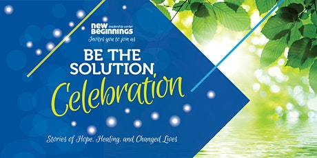Be The Solution Celebration tickets