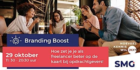 Branding Boost Dag | All Freelance Experts tickets