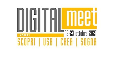 IN PRESENZA: La sostenibilità delle infrastrutture digitali biglietti