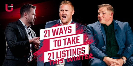 21 Ways To Take 21 Listings This Winter tickets