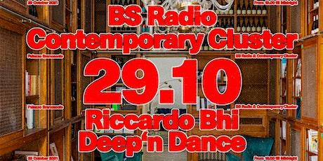 Burro Studio Radio x Contemporary Cluster biglietti
