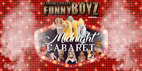FunnyBoyz Liverpool presents... MIDNIGHT CABARET tickets