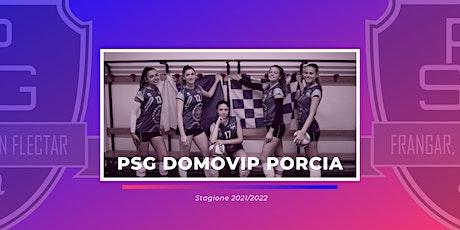 Domovip Porcia - EVS-Midstream biglietti