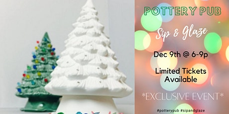 Pottery Pub   Crane Brewing Co   Christmas Tree tickets