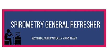 Spirometry - General Refresher tickets