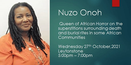 Nuzo - Queen of African Horror@ Leytonstone Library tickets