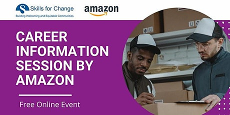 Amazon Career Information Session tickets