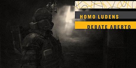 "HOMO LUDENS | Debate aberto sobre  ""Metro 2033"" ingressos"
