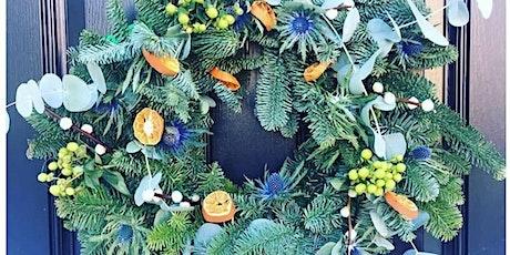Wreath Making Workshop 1 on 1 tickets