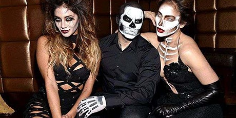 Ravel Penthouse Rooftop Halloween Party 2021 tickets