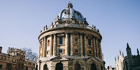 Oxford ve Cambridge'e Başvurmak: Başarı Kriterleri, Süreç, Gerekenler tickets
