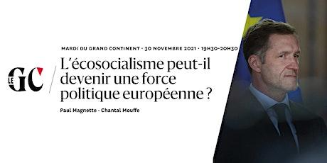 L'écosocialisme peut-il  devenir une force  politique européenne ? billets