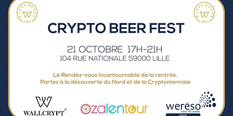 Crypto Beer Fest tickets