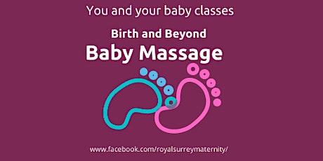 Baby Massage (Haslemere) tickets