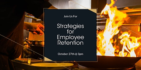 Strategies for Employee Retention tickets