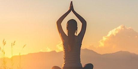 Hatha Yoga Under the Shade of Tradition's Gazebo tickets