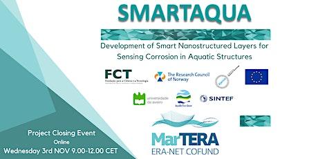Project Dissemination Event - SMARTAQUA tickets