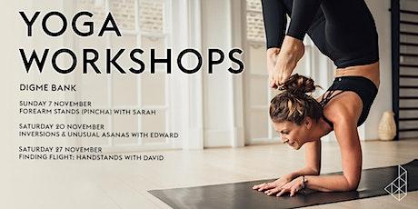 Yoga Workshops tickets