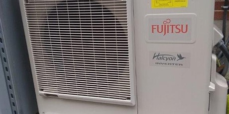 All About Heat Pumps tickets