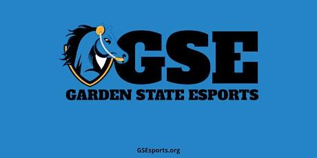 Garden State Esports x Canva Logo Design Webinar for CODEC tickets