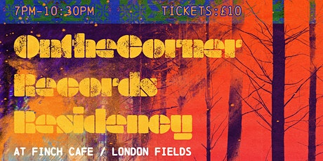 On the Corner Records Residency tickets