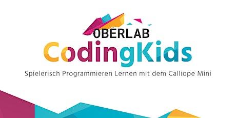 Coding Kids Tegernsee Tickets