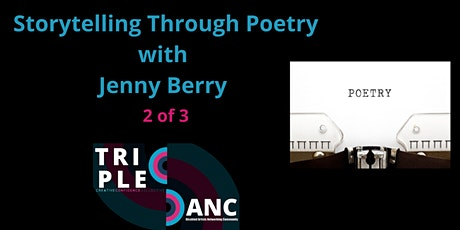 Storytelling Through Poetry with Jenny Berry tickets