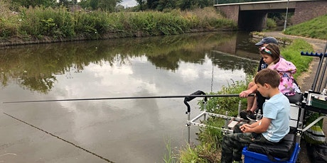 Free Let's Fish! - Ringstead  - Learn to Fish session tickets