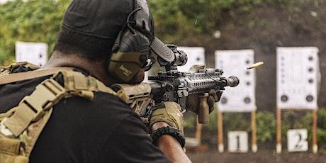 Practical Carbine level 1(Hinckley Range) tickets