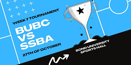 SSBA VS BUBC tickets