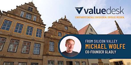 1. Valuedesk Tech Meetup Tickets