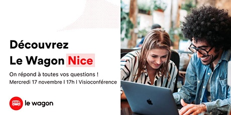 Session d'information Le Wagon Nice l Développement Web tickets