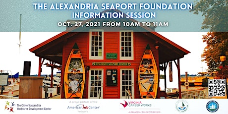 Seaport Foundation Information Session tickets