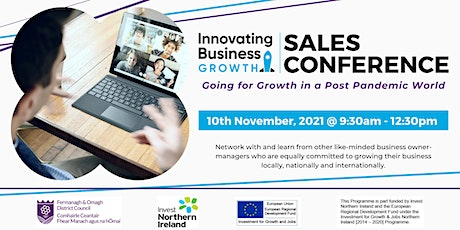 FODC Innovating Business Growth - Sales Conference tickets