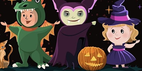 Tots' Halloween: story, song & craft tickets