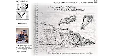 Herramientas del Dibujo aplicadas en Paleontología boletos