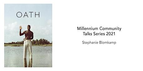 Milim Community Talks: Stephanie Blomkamp tickets