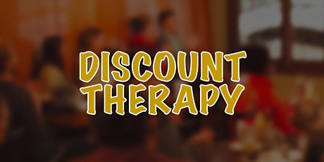 Discount Therapy: A Comedy Show tickets