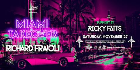 Miami Takeover tickets
