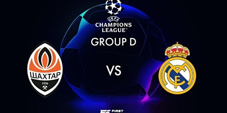 StREAMS@>! (LIVE)-Shakhtar Donetsk v Madrid Real FrEE LIVE ON Uefa 19 Oct 2 tickets