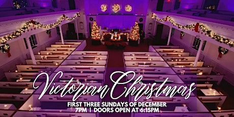 Victorian Christmas at Westfield Church tickets