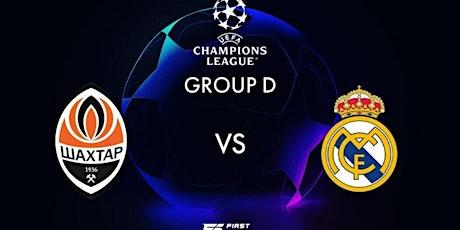 StREAMS@>! r.E.d.d.i.t-Shakhtar Donetsk v Madrid Real FrEE LIVE ON Uefa 19 entradas